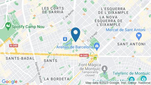 Hotel Transit Map