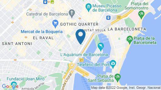 Medinaceli Map