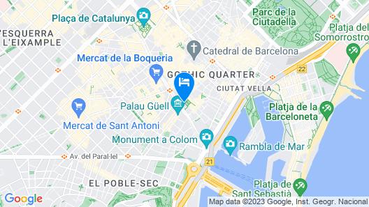 Sonder | DO Plaça Reial Map