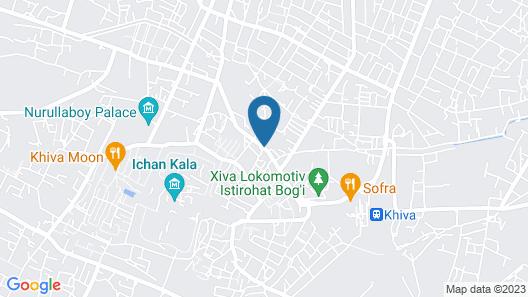 Arkanchi Hotel Map