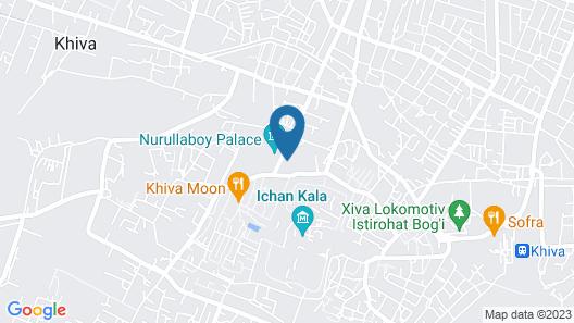 Guest house Sharofat ona Map