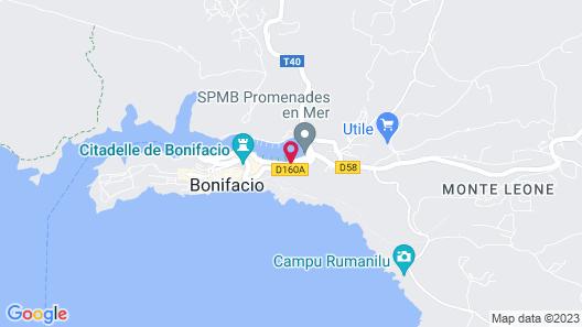La Caravelle Map