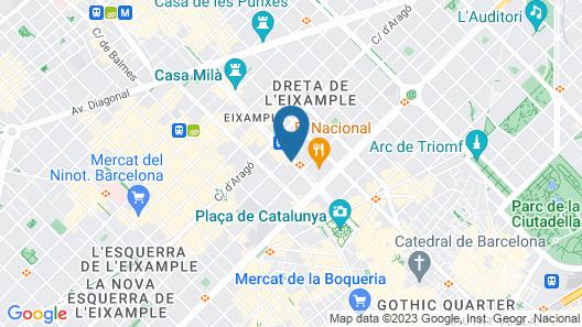 BCN Design Map