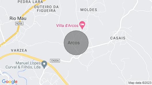 Quinta Sao Miguel de Arcos - Family Room Map