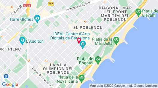 Acta Voraport Map
