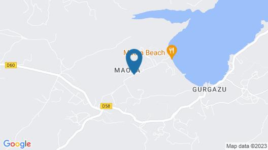 Hôtel Maora Village Map
