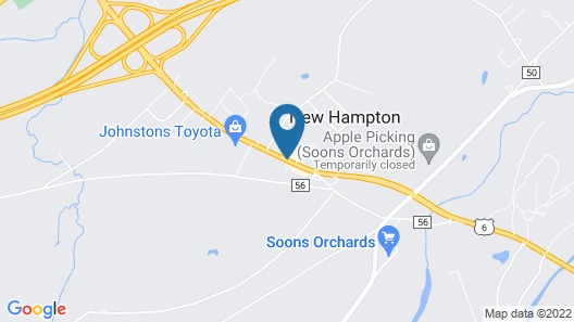 Days Inn by Wyndham Middletown Map