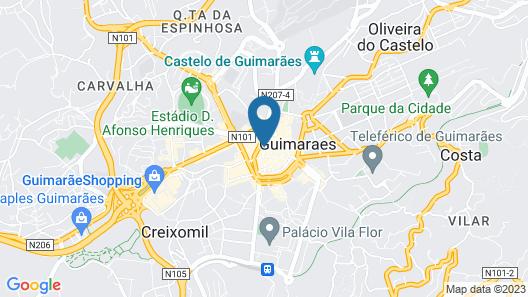 Hostel Fa Map