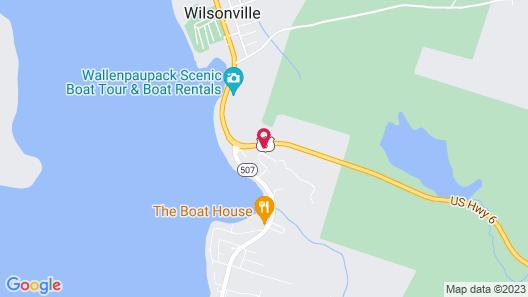 Tanglwood Resort, a VRI resort Map