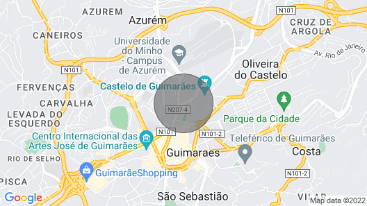Holcus Yellow Studio, Guimaraes, Braga !new! Map