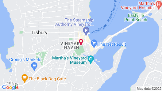 Harbor Landing Resort Map