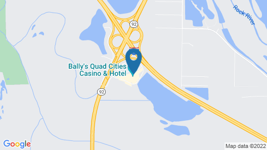 Jumers Casino And Hotel Map