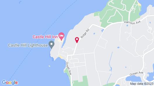 OceanCliff Hotel & Resort Map