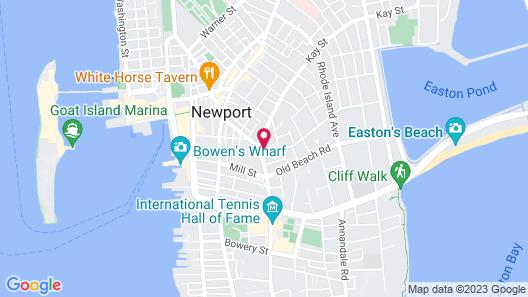 Bellevue Manor Map