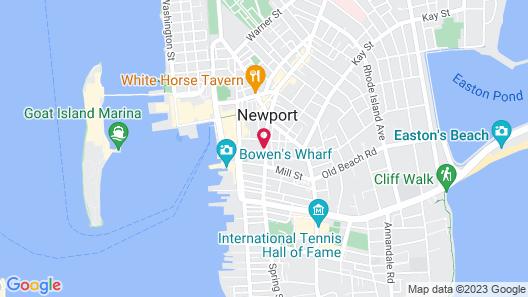 The Outlook Inn Map