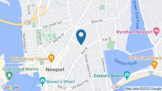 Beech Tree Inn & Cottage Map