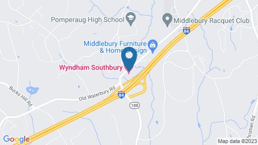 Wyndham Southbury Map