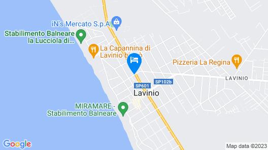 Lavinio Terrace Map