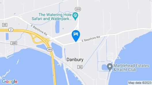 The Bays Edge Map