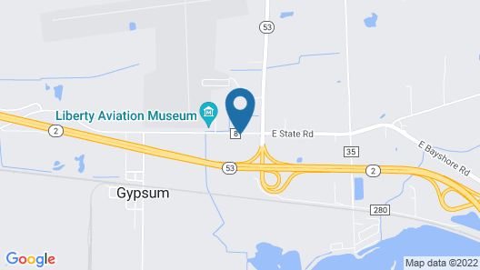 Country Inn & Suites by Radisson, Port Clinton, OH Map