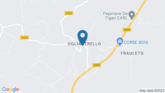 Le Moulin de Figari Map