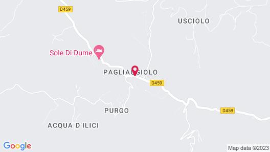 Sole Di Dume Map
