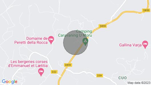 Spacious Villa With Heated Pool Pro. Beach/mountain Map