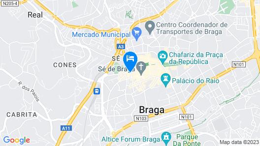 Porta Nova Collection House Map