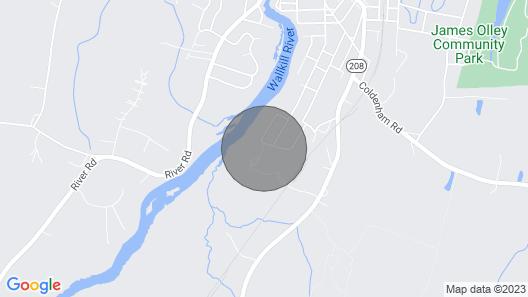 Westwood Riverside Map