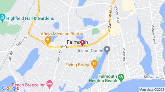Mariner Motel Map