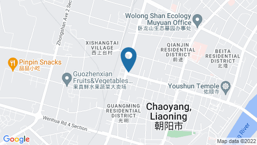 Dasha Hotel Map