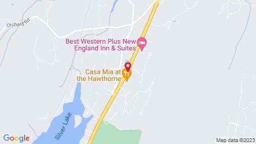 Days Inn by Wyndham Berlin Meriden Map