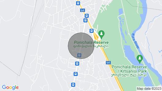 New Tiflis Apartment Map