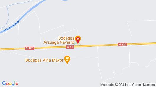 Hotel & Spa Arzuaga Map