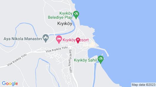 Atakale Butik Otel Map