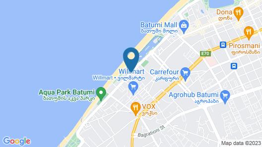 Grand Royal Apart-Hotel Map