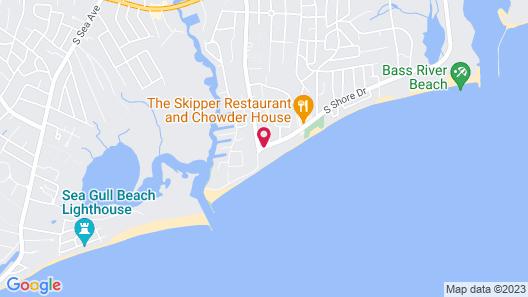 Ocean Mist Beach Hotel & Suites Map