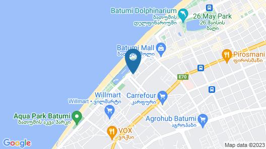Royal Sea Breeze Apartment Map