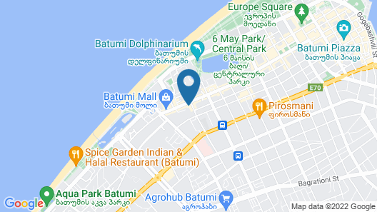 LIBERECO Map