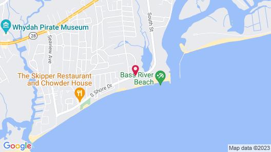 Blue Water Resort Map