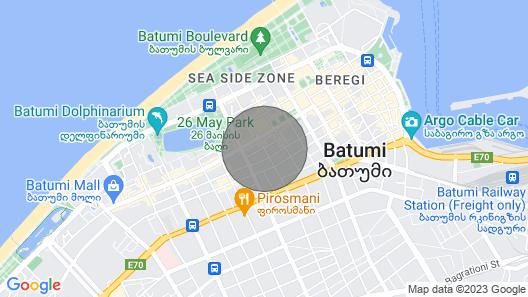Marina International Map