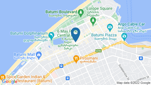 apartment in heart of Batumi<br><br> Map