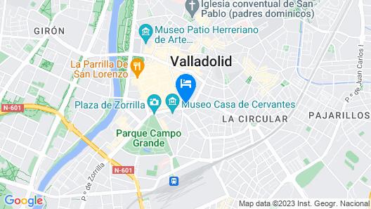 ELE Enara Boutique Hotel Map
