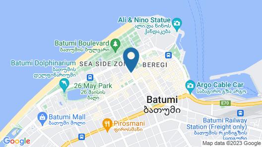 Mariinsky ApartHotel Map
