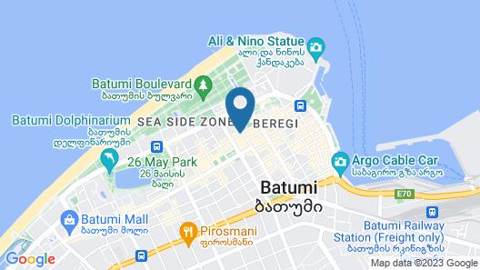 Wyndham Batumi Map