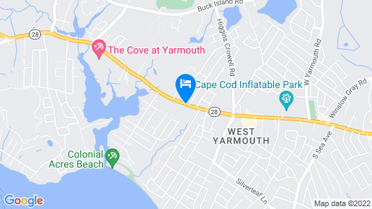 Yarmouth Resort Map