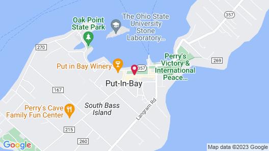 Edgewater Hotel Map
