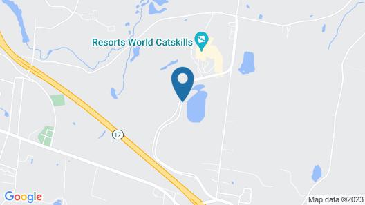 The Alder at Resorts World Catskills Map