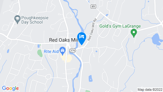 Best Western Plus The Inn & Suites At The Falls Map