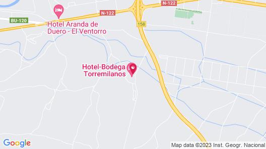 Hotel Finca Torremilanos Map